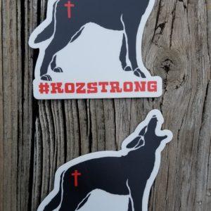 KOZ Flag - Kids Outdoor Zone, KOZ : Kids Outdoor Zone, KOZ