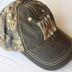 Camo hat side