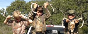 Creekside deer boys