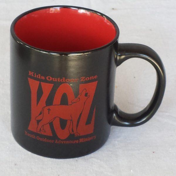 KOZ mug