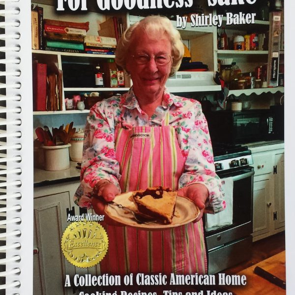 Shirley's cookbook pic