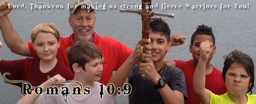 KOZ Boys profess their faith!