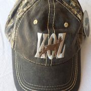 camo hat front
