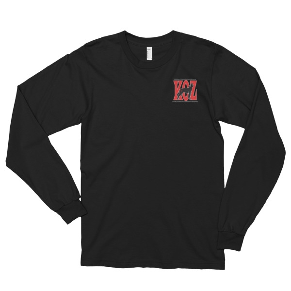 KOZ Long sleeve t-shirt